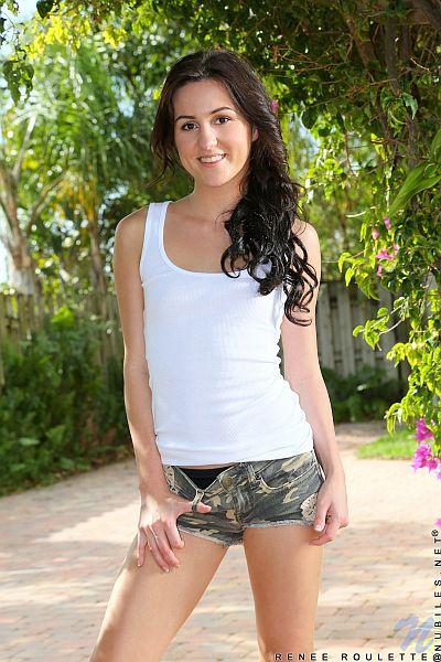 Renee Roulette Porn