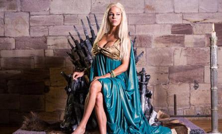 Brazzers tworzy serialową porno parodię Gry o tron