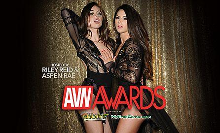 Ogłoszono nominacje AVN Awards 2017!