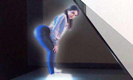 Holograficzne porno wkrótce w Twoim domu