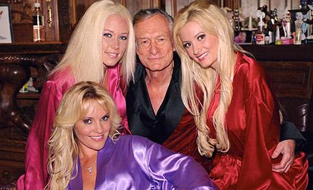 Nie żyje Hugh Hefner, założyciel Playboya