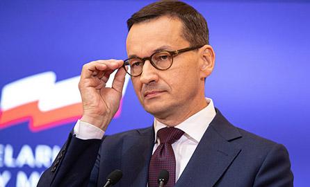 Premier Morawiecki zapowiedział ostrą walkę z porno